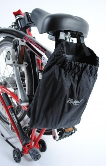 Brompton - Bolsa posterior con bolsa de transporte