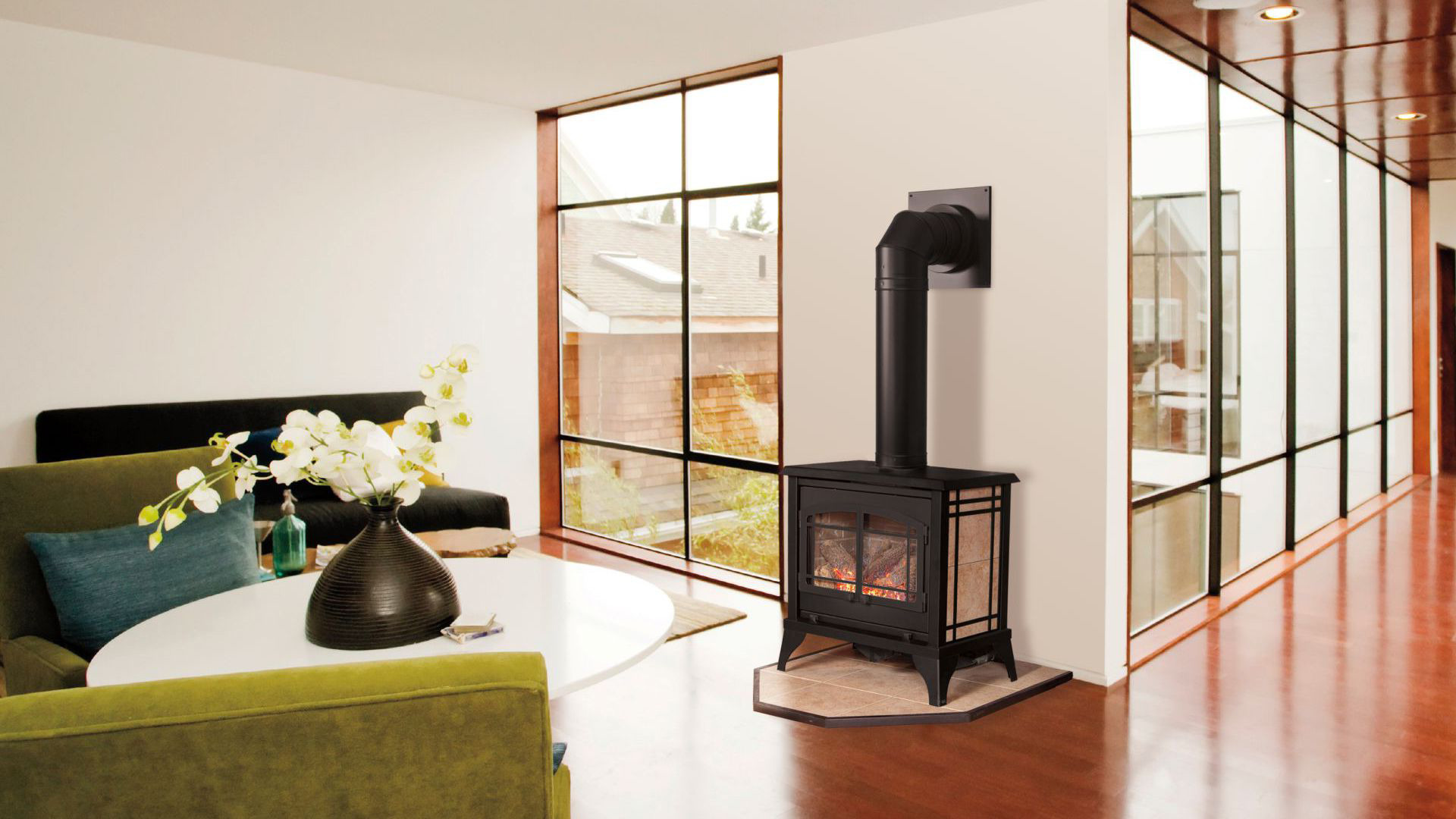 Freestanding Gas Stove Buschurs Refrigeration Heating And Air Conditioning