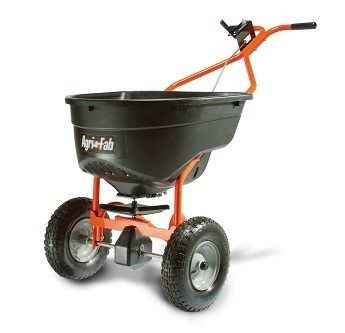 Agri-Fab Smart Salt Spreader 125lb