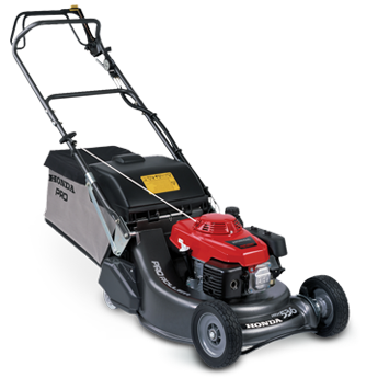 Honda HRH 536 QX Professional rear roller Lawnmower