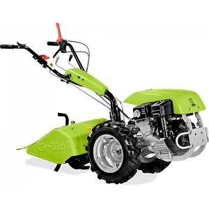 Grillo G85d Walking Tractor with Rotary Tiller