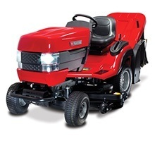 WestWood T50 Petrol Rear discharge deck Ride on Lawnmower (tractor unit only)