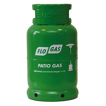 11kg Patio Propane gas Refill