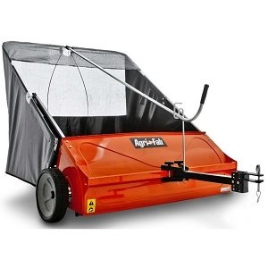 Agri-Fab Towed Lawn & Leaf-Sweeper