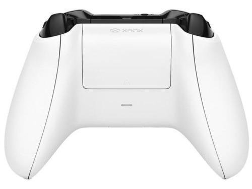 Wireless Microsoft Xbox One S Bluetooth Controller White 3 5mm Headset Jack