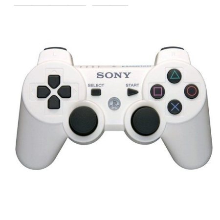 6,000 Mode Ps3 Modded Controllers Playstation 3 Mod Controllers Ps3 Standard White