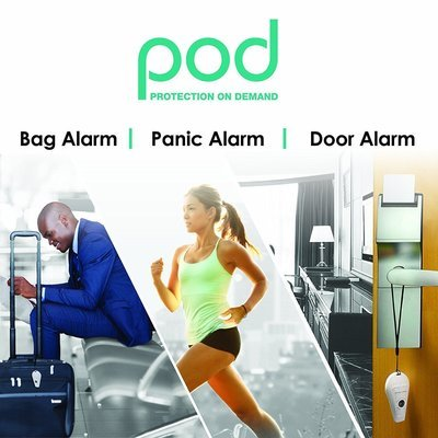 First Alert POD 4-N-1 Personal Security Alarm