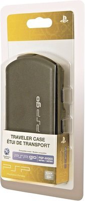 PSP Go Traveler Case PSP - N1000 Black