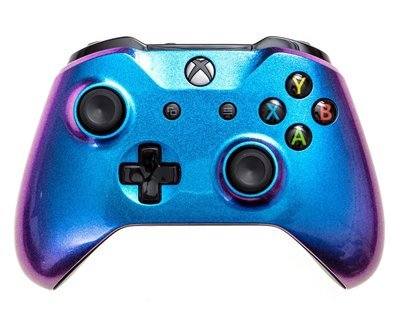 10,000 Mode Mod Controllers Xbox One S Color Changing Controller Xb1 Chameleon