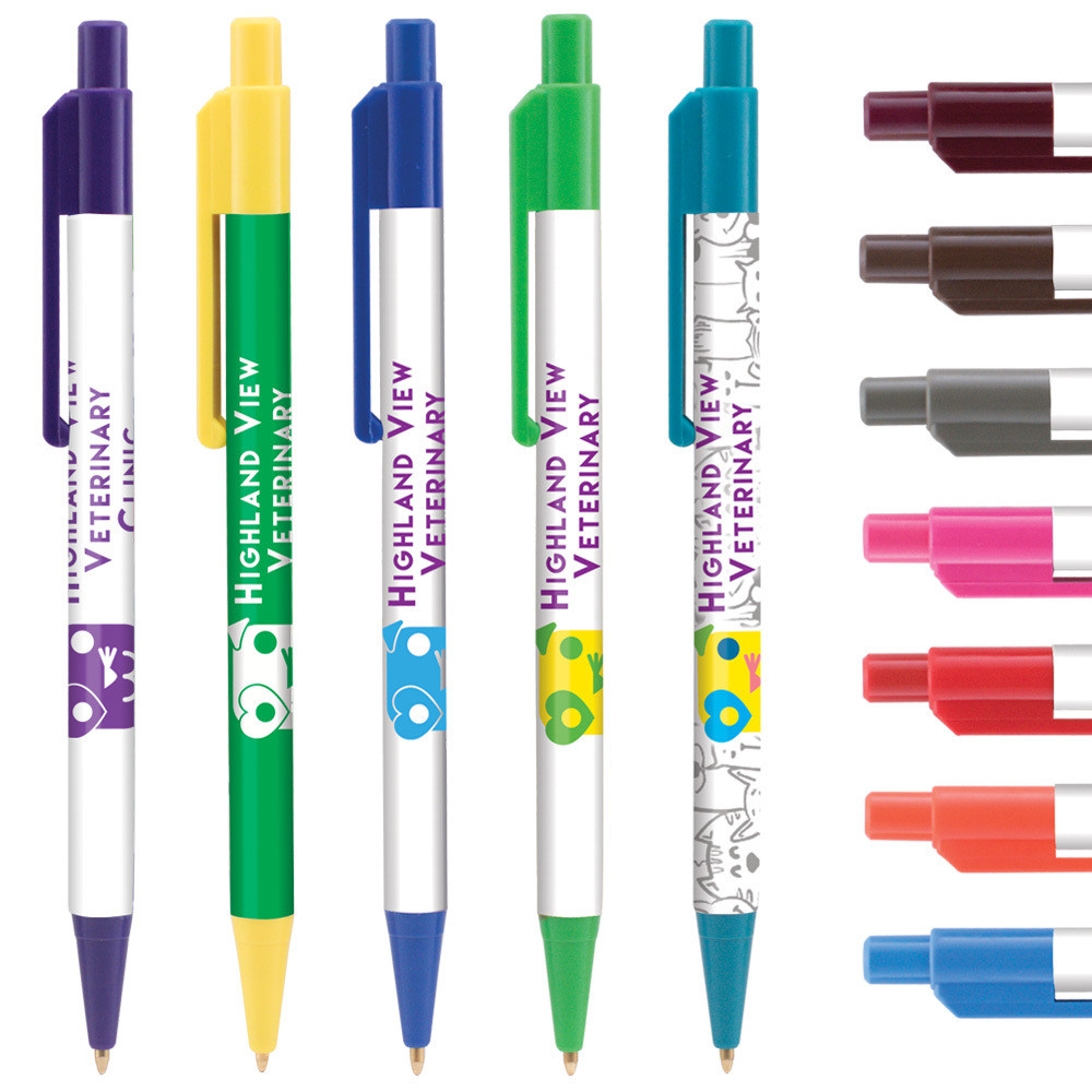 Colorama + Pen - Only 49¢ each.  Free Ground Shipping. No Setup.