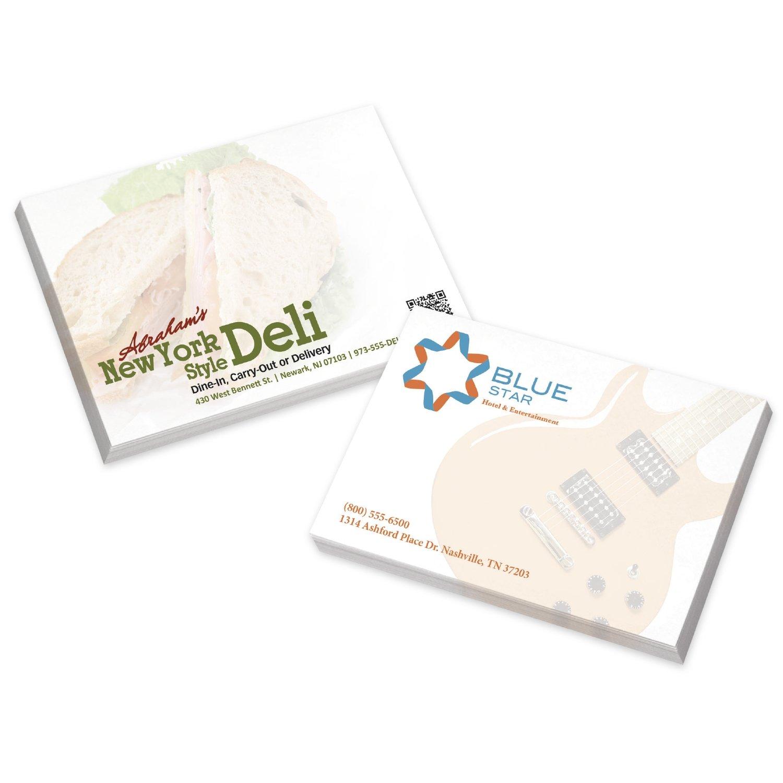 BIC Adhesive Notepads, 50 sheet pads