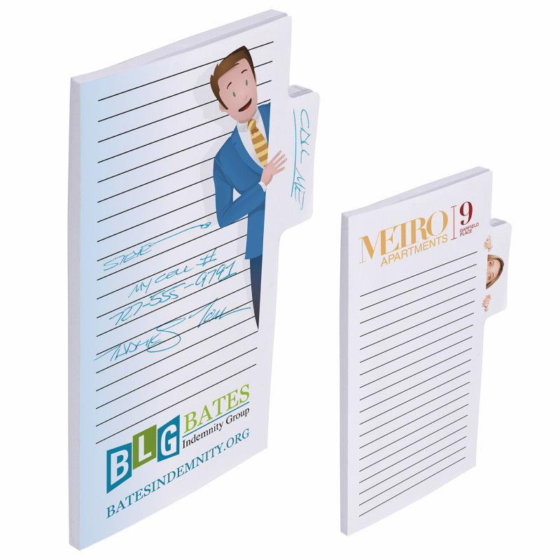BIC® Memo Tab  Notepads