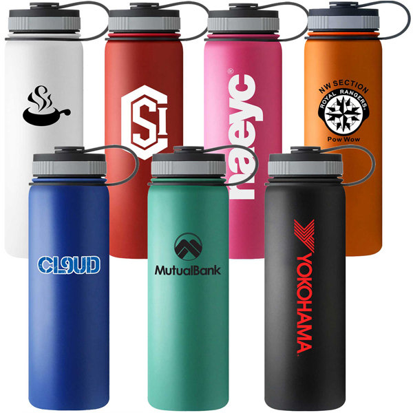 Stainless Steel Bottle. As low as $17.95 each.