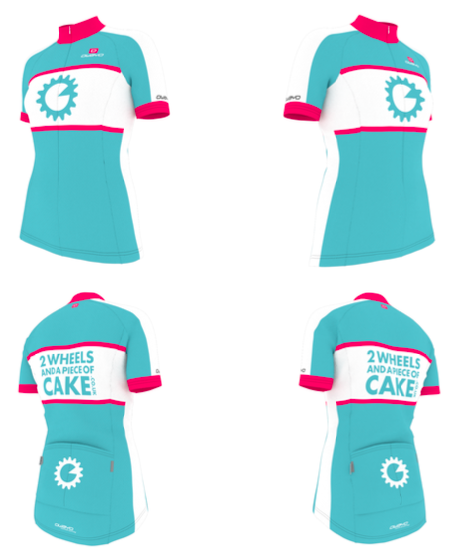 PRE-ORDER (by 07.04.19) Women's Specific Cycle Jersey 00003