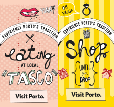 "Experience Porto's Tradition: Typical ""Tasco""/Shopping Guide (eBrochure)"