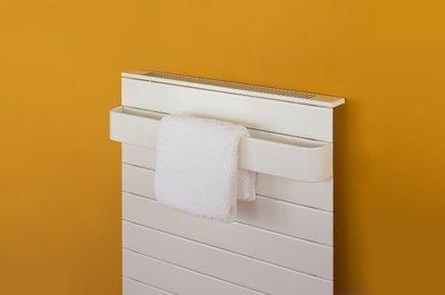 Bisque Decorative Panel - Towel Warmer