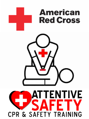 Adult First Aid/CPR/AED Blended Learning Course