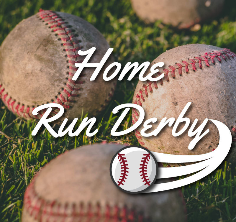 If paying by credit or debit card please pay first then complete your Home Run Derby Registration.   Link Below.  Thank you.