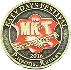 2016 Katy Day Individual Coins