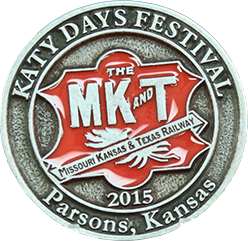 2015 Katy Day Individual Coins