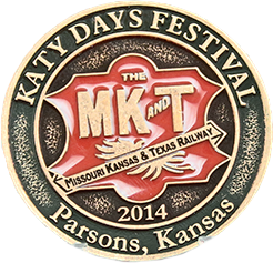 2014 Katy Day Individual Coins