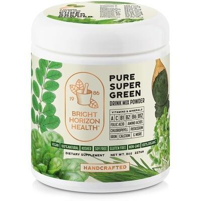 Pure Super Green Powder