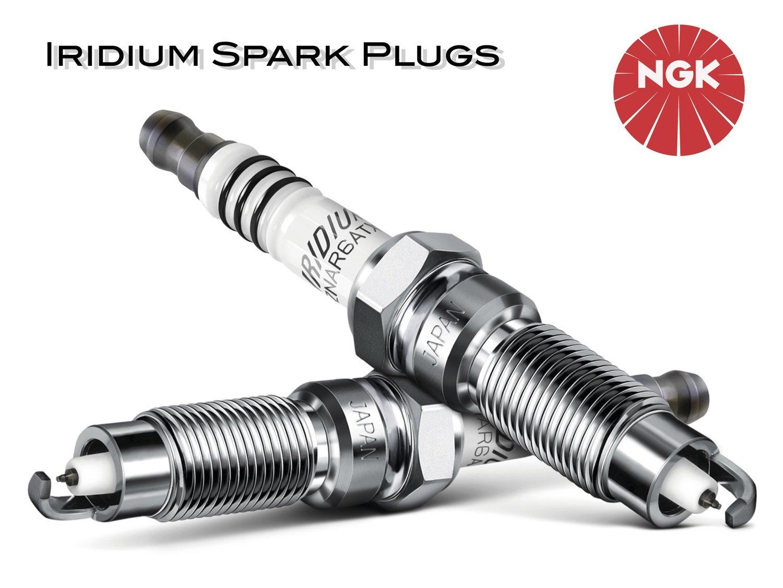 NGK 1 Step Colder Plugs (Set of 4)