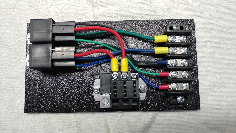 Subiworx Fuel Pump Hard Wire Kit
