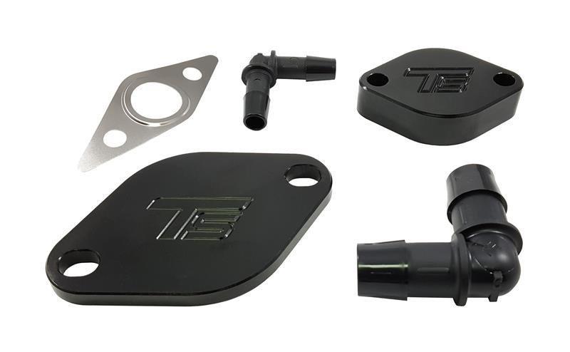 Torque Solution EGR Delete Kit: Subaru WRX 2015+ & Forester XT 2014+