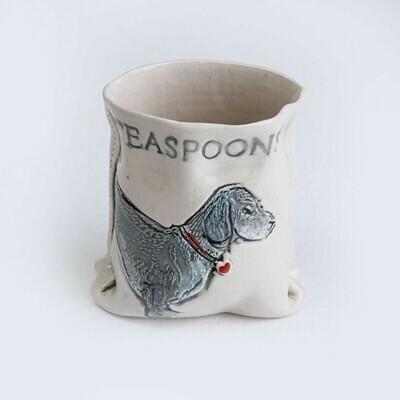 Teaspoons Sack