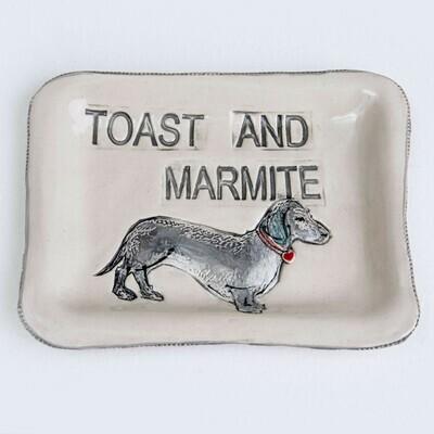 Toast and Marmite