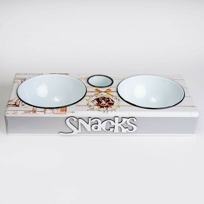 ​​Snack Stands - Black Dog - Snacks
