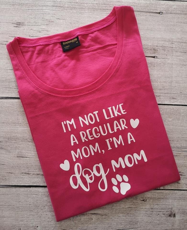 T-Shirt - Dog Mom