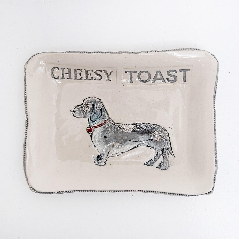 Cheesy Toast