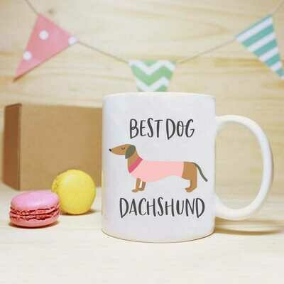 Best Dog - Dachshund Mug