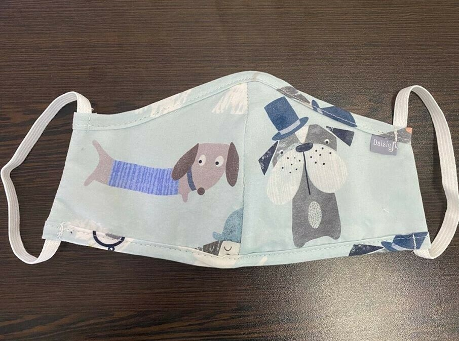 Dachshund and Friends Mask