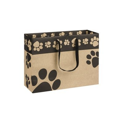 Paws Paper Gift Bag - Large