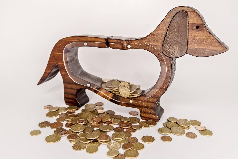 Dachshund Money Box