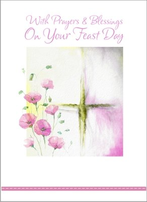 Feast day cards de luxe card m4hsunfo Images