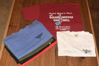 T-Shirt - Traditional Logo