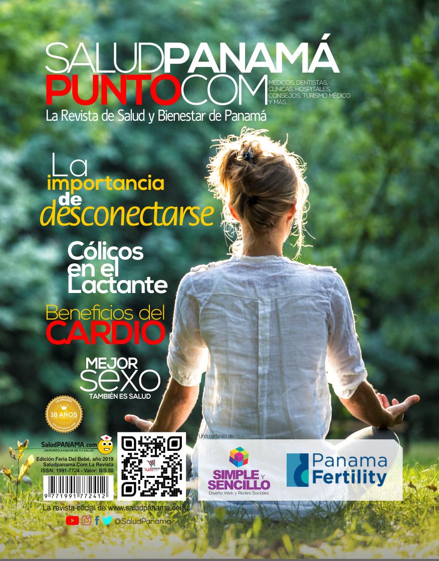 Revista SaludPanama Edición Marzo de 2019