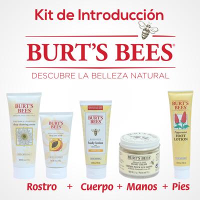 Kit de Introducción Burt´s Bees