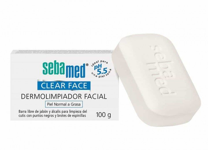 Dermolimpiador Facial