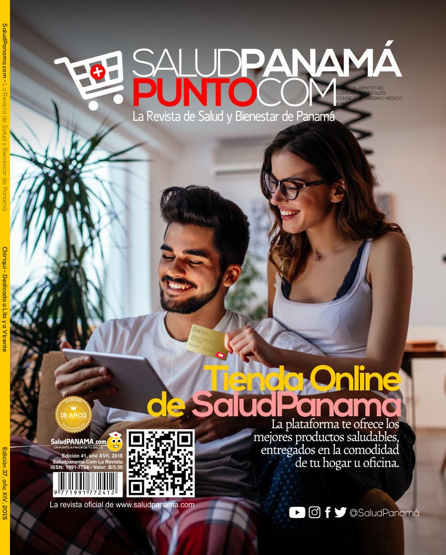 Revista SaludPanama Edición Febrero de 2019