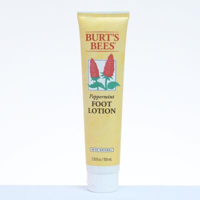 Burt´s Bees Loción para Piés - 3.38 fl oz. / 100 ml.