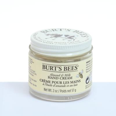 Burt´s Bees Crema de Manos Leche y Almendras - 2 oz. / 57 g.