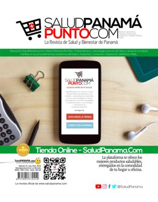 Revista Salud Panamá, Tienda Online
