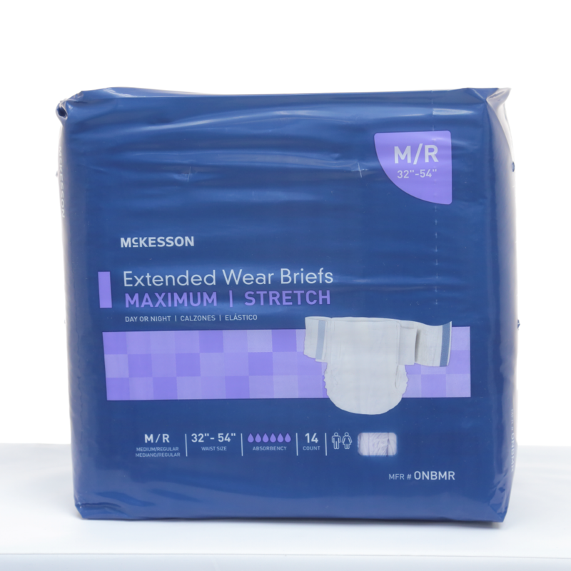 Mckesson - Extended Wear Brief medium