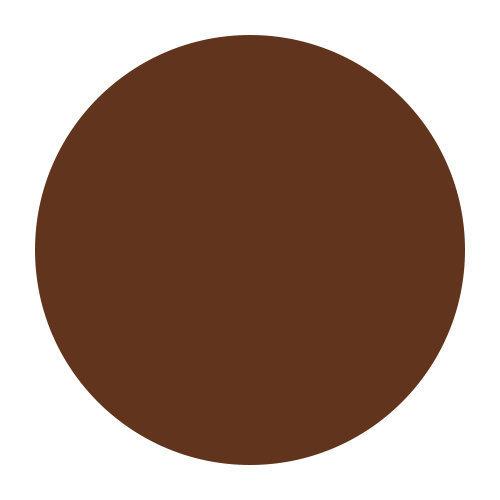 Dark Topaz - metallic chocolate brown