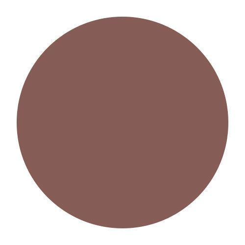 Nude - medium dark peach brown